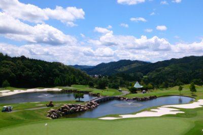ゴルフ場の写真